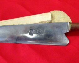 Cuchillo artesanal de acero